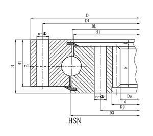浅析回转式减速器(回转驱动)具有的四大优势
